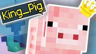 WHEN MINECRAFT PIGS TAKE OVER...!!