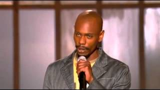Dave Chappelle  For What It