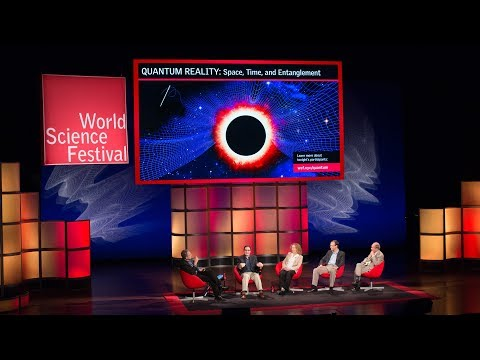 TRAILER - Quantum Reality: Space, Time, and Entanglement