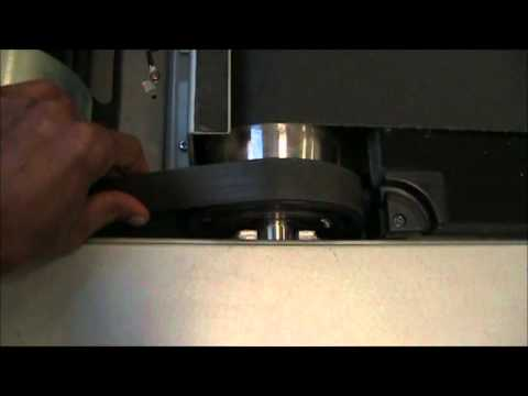 Star Trac: Checking the Drive Belt Tension