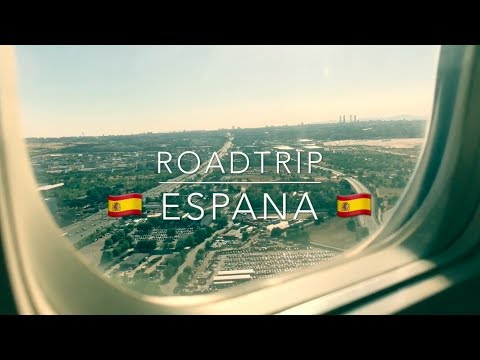One week in Spain - Road Trippin' from Madrid to Malaga