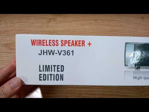 Soundbar Bluetooth Wireless USB Multimedia Speaker For Computer PC Laptop