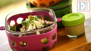 3 Lunchbox Ideas Featuring Salads Collab With Girls With Glasses