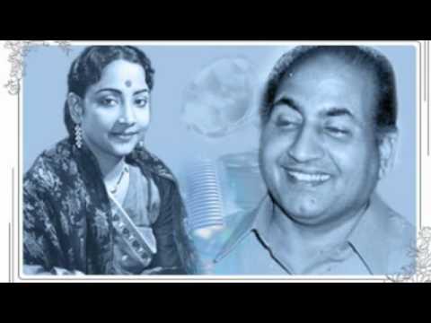 Loading Geeta Dutt, Mohd Rafi : Mohabbat kar lo jee bhar lo : Record Version - Aar Paar (1954) Now