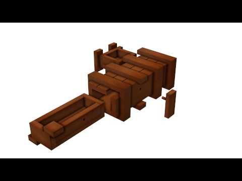 Puzzle Box Animation (plans included)