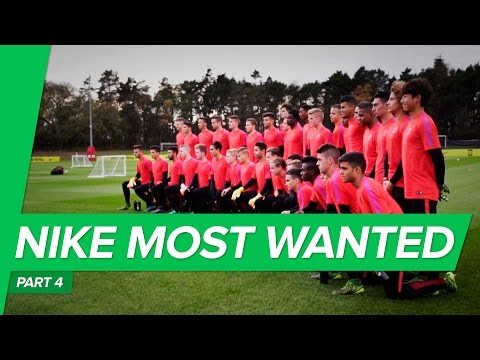 Nike Most Wanted 2015 Part 4: All To Play For - Global Showcase 2015