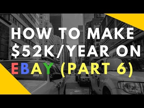 E35: Help! I'm in PayPal Jail, how much do I owe the IRS and eBay fees explained. Part 6!