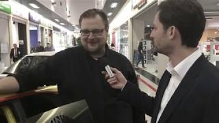 Szymon Mazur, wywiad - 47. Rajd Świdnicki-Krause, 26.04.2019