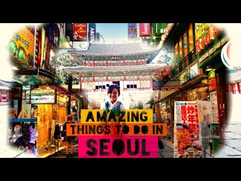 Amazing things to do in Korea - Korea on a Budget #koreadventure