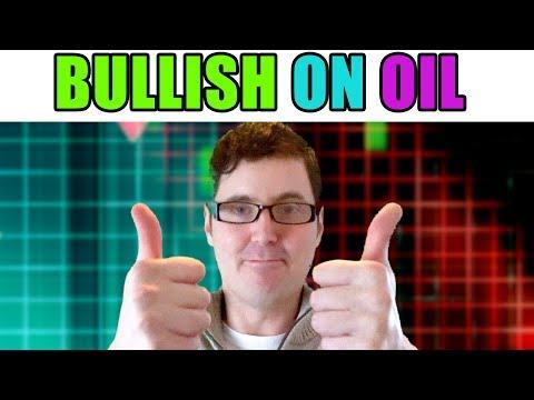 STOCK TIPS!! I'm BULLISH on OIL!!!