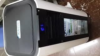 Máy lạnh di động Kachi 1 HP model KC-ML01 + Tặng bộ dụng cụ 12 món