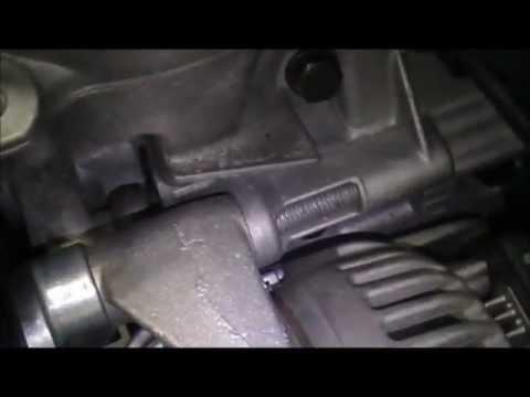 BMW Oil Filter Housing Gasket and tensioner idler pulleys