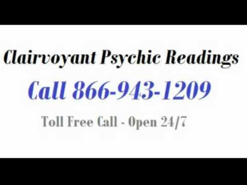 Clairvoyant Psychic Reading - Toll Free Phone Number
