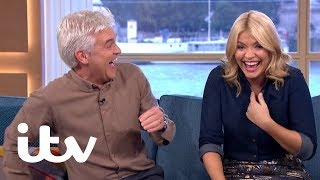 ITV Daytime | When the Laughter Starts It Doesn