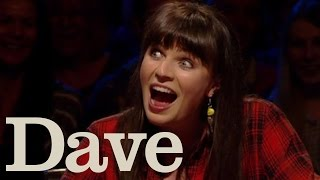 Aisling Bea Likes Taking Old Men Home | Alan Davies As Yet Untitled | Dave