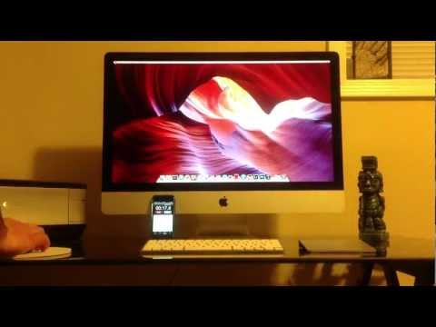 2012 27 inch iMac with Fusion Drive startup plus CS6 launch