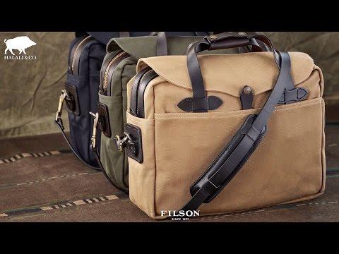 Filson Original Briefcase bei HALALI & CO