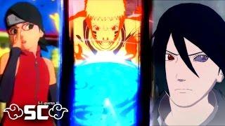 MOD NSKD】Mod Texture Naruto Rikudo Mode | PPSSPP | VT#01