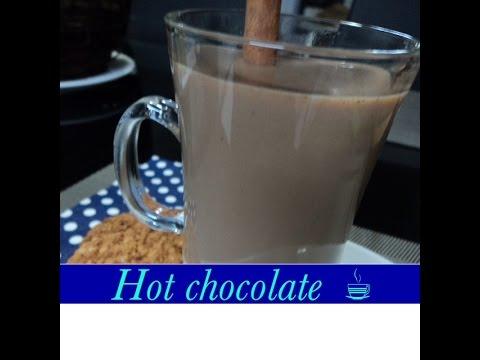 Mexican Hot Chocolate (vegan) - Chocolate caliente vegano
