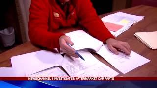 Aftermarket Car Parts Investigation
