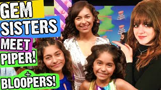 Who are the GEM Sisters!? | We finally meet at Nickelodeon KCAs!