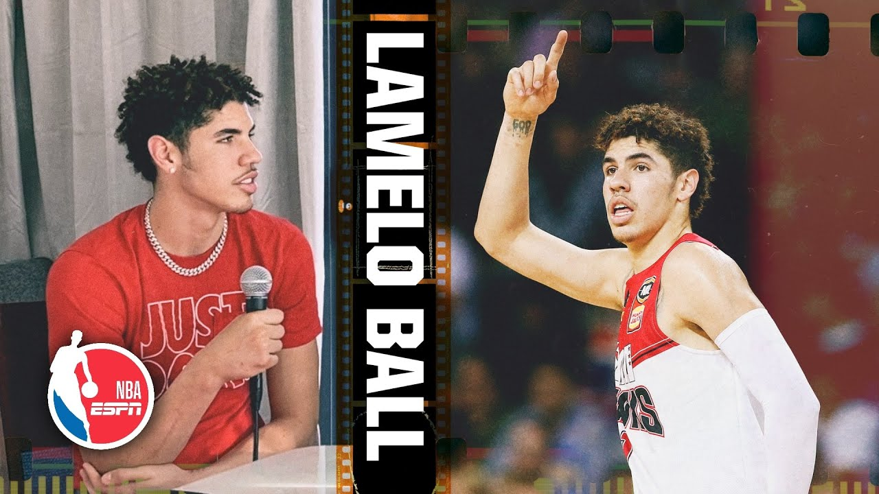 LaMelo Ball breaks down film of his NBL rookie season | 2020 NBA Draft Scouting