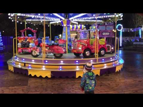 Ice skating at Cardiff's Winter Wonderland - Cardiff Mummy Says (review)