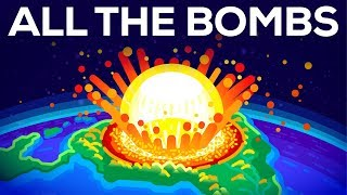 What If We Detonated All Nuclear Bombs at Once?