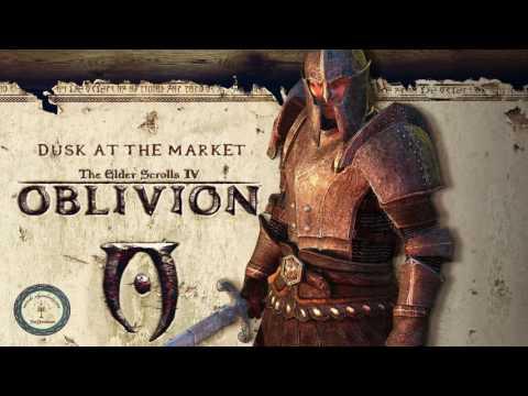 The Elder Scrolls IV: Oblivion - OST - Dusk At The Market - 1080p HD