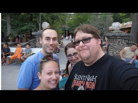 Fun at Knoebels Amusement Park! (Summer 2015)