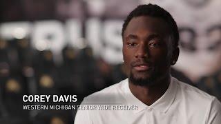 Corey Davis 'Facing Adversity' | CBS Sports