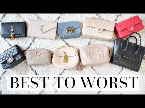 MINI BAGS RANKED! | HONEST REVIEW