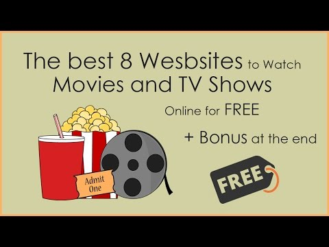 [2015] The Best 8 Websites to Watch Movies TV Shows For FREE + Bonus