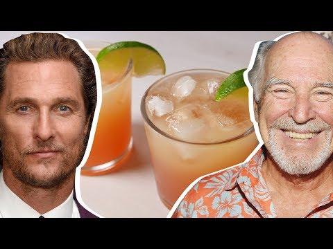 Matthew McConaughey Vs. Jimmy Buffett: Whose Margarita Is Better?