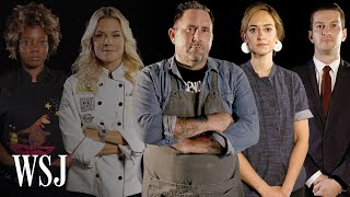 Download Chefs Speak Out on Mental Health in the Restaurant Industry Video