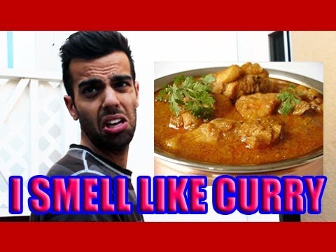 INDIANS SMELL LIKE CURRY | KRISHNA