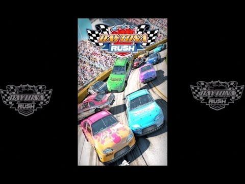 Daytona Rush iPhone 6+ Gameplay Video | CrazyMikesapps