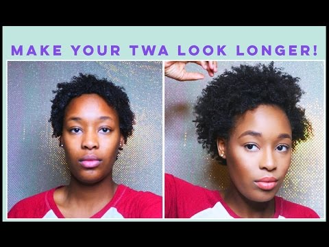 HOW TO | MAKE YOUR TWA LOOK LONGER