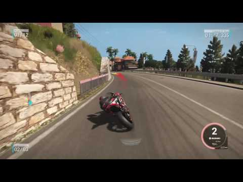 Ride 2 online gameplay French Rivièra