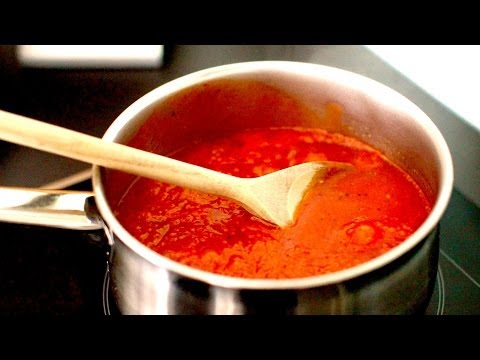 Recipe BARBECUE SAUCE - How To make Barbecue sauce - Best reviewed barbecue sauce on the web