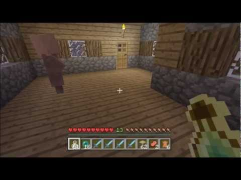 Minecraft Xbox 360 + PS3 + PS Vita - Bottle O Enchanting and Eye Of Ender Tutorial (Item Guide)