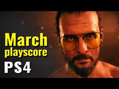 32 New PS4 Games of March 2018 | Playscore