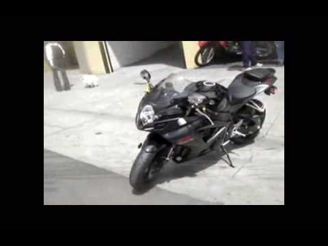 2007 suzuki gsxr 600 black $4400 bank repo clear title only at flashmotorcycle.com today