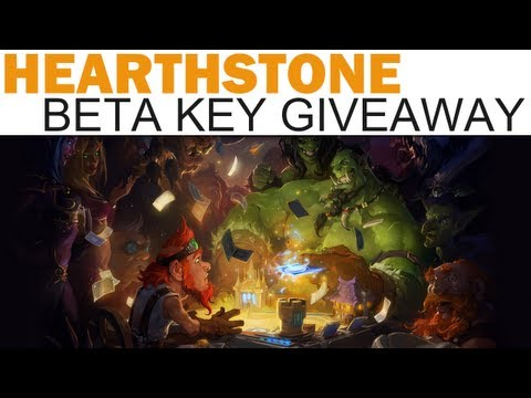 Hearthstone - EU Beta Key Giveaway #1 (25 Keys!) [CLOSED]