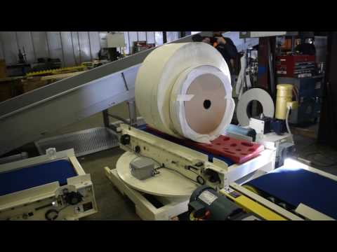 LEWCO Paper Roll Delivery System
