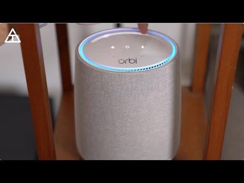 NetGear Orbi Voice Review: Router & Smart Speaker Combo!