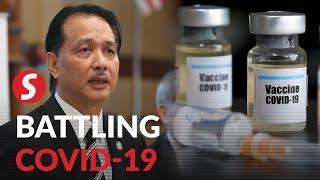Govt may look at drafting policy to make Covid-19 vaccination mandatory