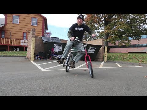 how to build a swing bike