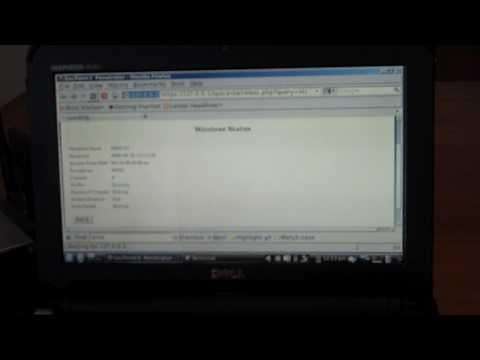 Wireless Network WPA2 wifi Crack with the Portable Penetrator Netbook PP3000
