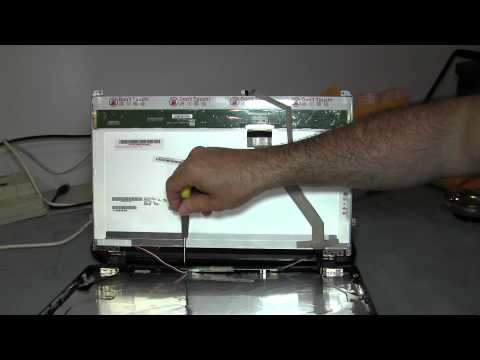 Laptop Screen Replacement - How to replace laptop screen for Acer Aspire 5738